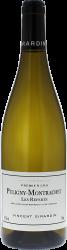 Puligny Montrachet 1er Cru les Referts 2017 Domaine Girardin Vincent, Bourgogne blanc