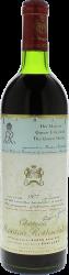 Mouton Rothschild 1977 1er Grand cru classé Pauillac, Bordeaux rouge
