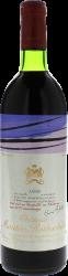Mouton Rothschild 1980 1er Grand cru classé Pauillac, Bordeaux rouge