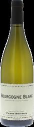 Bourgogne Blanc 2017  Boisson Anne, Bourgogne blanc