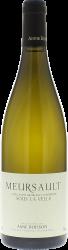 Meursault Sous la Velle 2017  Boisson Anne, Bourgogne blanc