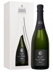Charles Heidsieck Blanc des Millenaires En Coffret 2004  Charles Heidsieck, Champagne