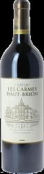 Carmes Haut Brion 2008 cru classé Pessac-Léognan, Bordeaux rouge