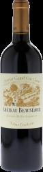 Beausejour Duffau 2009 1er Grand cru B classé Saint-Emilion, Bordeaux rouge