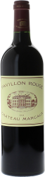 Pavillon Rouge 2007 2ème vin du Château Margaux Margaux, Bordeaux rouge