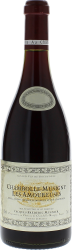 Chambolle Musigny 1er Cru les Amoureuses 2017 Domaine Mugnier Jacques Frederic, Bourgogne rouge