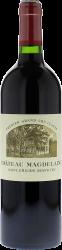 Magdelaine 1997 1er Grand cru B classé Saint-Emilion, Bordeaux rouge
