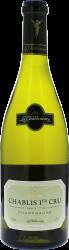 Chablis 1er Cru Fourchaume 2017  Chablisienne, Bourgogne blanc