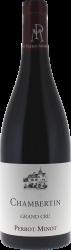 Chambertin Grand Cru 2007 Domaine Perrot-Minot, Bourgogne rouge