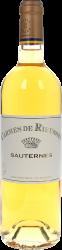 Carmes de Rieussec 2015  Sauternes Barsac, Bordeaux blanc