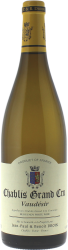 Chablis Grand Cru Vaudésir 2001 Domaine Droin, Bourgogne blanc