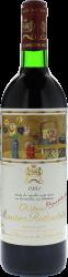 Mouton Rothschild 1991 1er Grand cru classé Pauillac, Bordeaux rouge