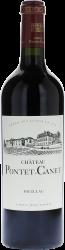 Pontet Canet 2015 5ème Grand cru classé Pauillac, Bordeaux rouge