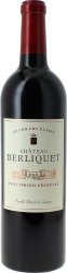 Berliquet 2016 Grand Cru Saint-Emilion, Bordeaux rouge