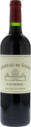de Sales 2014  Pomerol, Bordeaux rouge