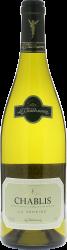 Chablis la Sereine 2016  Chablisienne, Bourgogne blanc