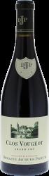 Clos Vougeot Grand Cru 2016 Domaine Prieur Jacques, Bourgogne rouge