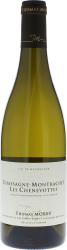 Chassagne Montrachet 1er Cru les Chenevottes 2018 Domaine Morey Thomas, Bourgogne blanc