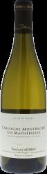 Chassagne Montrachet 1er Cru les Macherelles 2018 Domaine Morey Thomas, Bourgogne blanc