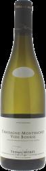 Chassagne Montrachet 1er Cru Vide Bourse 2018 Domaine Morey Thomas, Bourgogne blanc