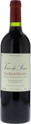 Tour du Seme 2015 Grand cru Saint-Emilion, Bordeaux rouge
