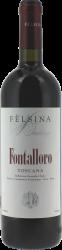 Felsina - Fontalloro Sangiovese  - Toscane 2015  , Vin italien