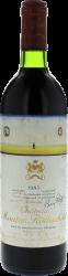 Mouton Rothschild 1983 1er Grand cru classé Pauillac, Bordeaux rouge