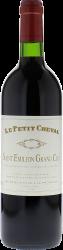 Petit Cheval 1996  Saint-Emilion, Bordeaux rouge