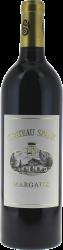 Siran 2017 2ème Grand cru classé Margaux, Bordeaux rouge