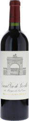 Leoville Las Cases 2017 2ème Grand cru classé Saint-Julien, Bordeaux rouge