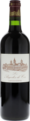 Pagodes de Cos 2017 2ème vin de COS D
