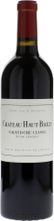 Haut Bailly 2017 cru classé Pessac-Léognan, Bordeaux rouge