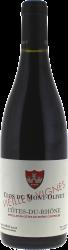 Côtes du Rhône Clos du Mont Olivet 2018  Côtes du Rhone, Vallée du Rhône Rouge
