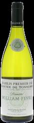 Chablis 1er Cru Montée de Tonnerre 2018 Domaine Fevre William, Bourgogne blanc