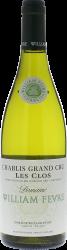 Chablis Grand Cru les Clos 2018 Domaine Fevre William, Bourgogne blanc