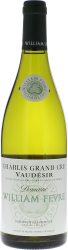 Chablis Grand Cru Vaudésir 2018 Domaine Fevre William, Bourgogne blanc