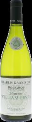 Chablis Grand Cru Bougros Cote de Bouguerots 2018 Domaine Fevre William, Bourgogne blanc