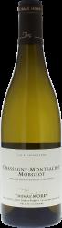 Chassagne Montrachet 1er Cru les Morgeot 2017 Domaine Morey Thomas, Bourgogne blanc