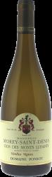 Morey Saint Denis 1er Cru Clos des Monts Luisants Vieilles Vignes 2018 Domaine Ponsot, Bourgogne blanc