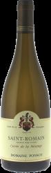 Saint Romain Cuvée de la Mesange 2018 Domaine Ponsot, Bourgogne blanc