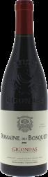 Gigondas Domaine des Bosquets 2018  Gigondas, Vallée du Rhône Rouge