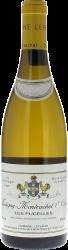 Puligny Montrachet 1er Cru les Pucelles 2014 Domaine Leflaive, Bourgogne blanc