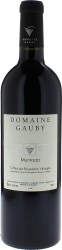 Gauby Muntada Rouge 2017  Igp Cotes Catalanes, Roussillon