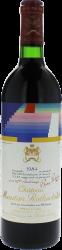Mouton Rothschild 1984 1er Grand cru classé Pauillac, Bordeaux rouge
