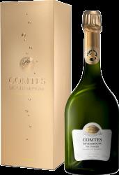 Taittinger Comtes de Champagne Blanc de Blancs En Coffret 2007  Taittinger, Champagne