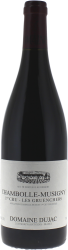 Chambolle Musigny 1er Cru les Gruenchers 2018 Domaine Dujac, Bourgogne rouge