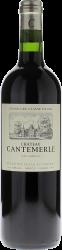 Cantemerle 1996 5ème Grand cru classé Médoc, Bordeaux rouge