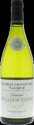 Chablis Grand Cru Valmur 2018 Domaine Fevre William, Bourgogne blanc