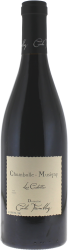Chambolle Musigny les Cabottes 2012 Domaine Tremblay Cecile, Bourgogne rouge