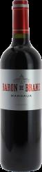 Baron de Brane 2017 2nd vin du Château Brane Cantenac Margaux, Bordeaux rouge